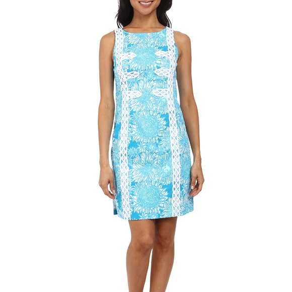 Lilly Pulitzer Mirabelle Dress, Lion in the Sun
